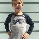 JB Watkins PTA Youth Raglan Shirt