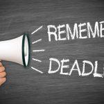 33947950 - remember deadline !