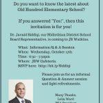 Dr. Siddiqi Info Flyer