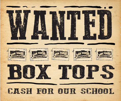 wanted - box tops