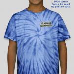 JB Watkins Youth Tie Dye Shirt