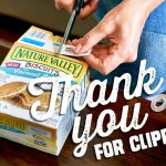 box top thank you for clipping