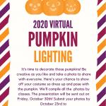 JB Watkins Virtual Pumpkin Lighting 2020