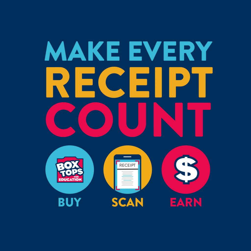 Make Every Receipt Count!